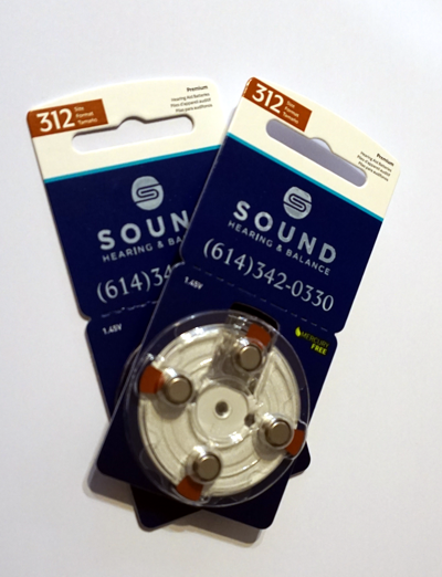 We provide variety of accessories for your hearing needs, including batteries for your hearing aids and earmolds.